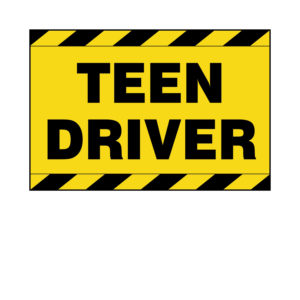 Teen Driver & Baby on Board